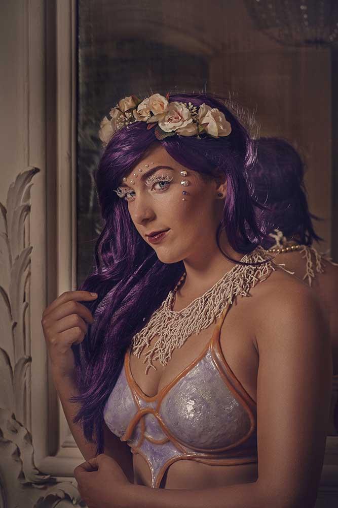 Meerjungfrau und Model - Mermaid Lille aus Lübeck